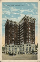 The Poinsett Hotel Postcard