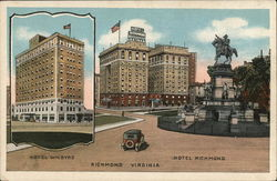 Hotel Wm. Byrd & Hotel Richmond