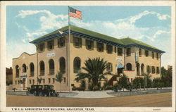 Y.W.C.A. Administration Building