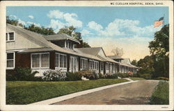 Mc Clellan House