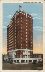 Youngblood Hotel Postcard