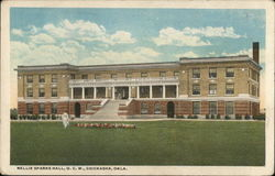Nellie Sparks Hall, O. C. W. Postcard