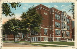 Penn High School