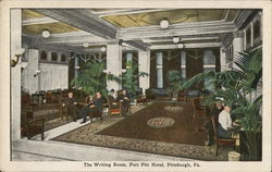 The Writing Room, Fort Pitt Hotel