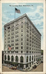 The Lycoming Hotel