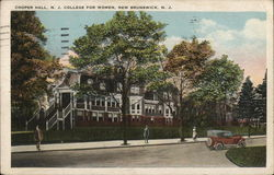 Cooper Hall, New Jersey College for Women