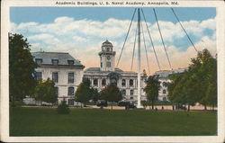 Academic Buildings, U.S. Naval Academy