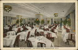 Main Restaurant, The Curtis Hotel