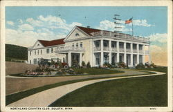 Northland Country Club Postcard