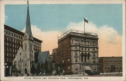 Christ Church and Columbia Club