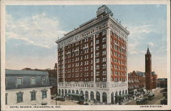 Hotel Severin - Union Station