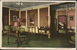 The Blackstone Parlor and Bed Chamber
