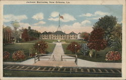 Jackson Barracks