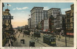 Canal Street, The Shopper's Paradise