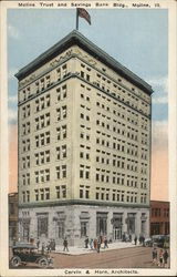 Moline Trust and Savings Bank Bldg.