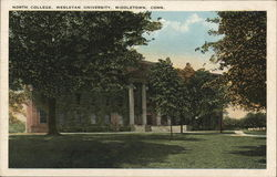 North College, Wesleyan University
