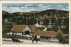 Soda Springs and Cliff House