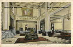 Lobby of Hotel Montrose