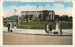Union Station, Tampa, Fla. The Cigar City