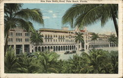 New Palm Beach Hotel