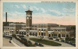The Missouri Pacific Depot