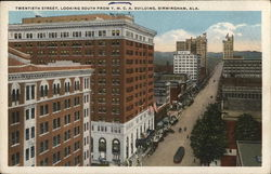 Twentieth Street, Looking South from Y.M.C.A. Building