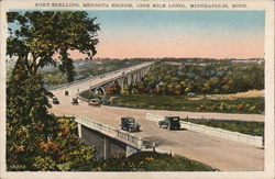 Fort Snelling, Mendota Bridge