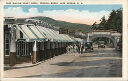 Fort William Henry Hotel, Pergola Shops