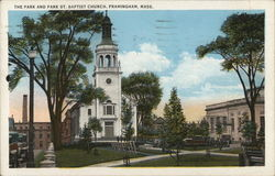 Park and Park St. Baptist Church