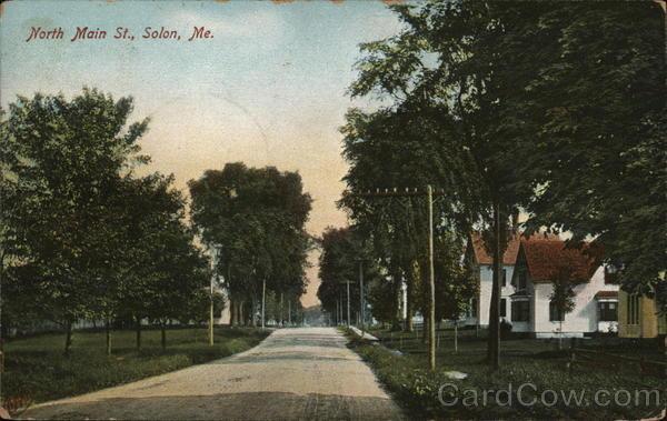 North Main St.