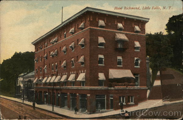 Hotel Richmond Little Falls New York