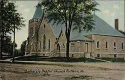 Central Sq. Baptist Church