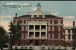 New Central Maine General Hospital