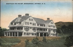 Shattuck Inn and Mt. Monadnock