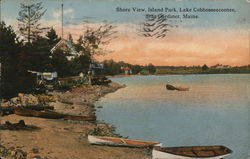 Shore View, Island Park, Lake Cobbesseecontee