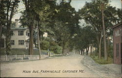 Main Ave. Farmingale