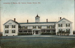 University of Maine, Mt. Vernon House