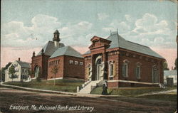 National Bank and Library