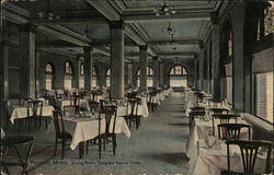 Dining Room, Congress Square Hotel