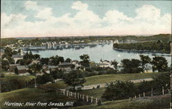 Merrimack River from Swests Hill