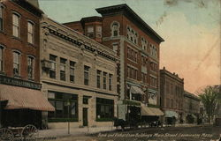 Bank and Richardson Buildings Main Street