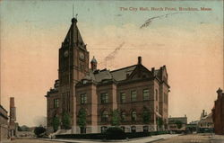 The City Hall, North Front