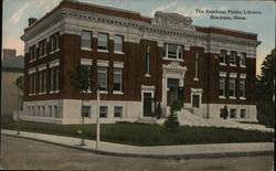 The Brockton Public Library