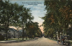 South Street from Park Square