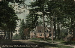 """Rest Park"" and Winter Homes"