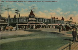 Old Orchard Beach, ME., Forest Pier Hotel, Old Orchard Street