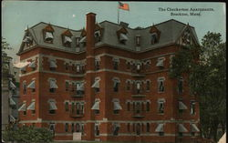 The Checkerton Apartments