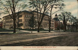 Central High School, State Street