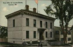 Post Office & Custom House