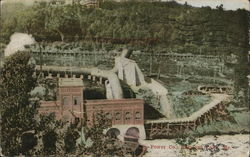 Power Co. Postcard